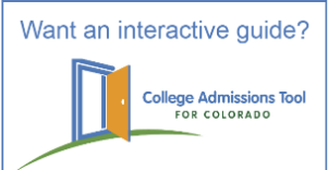 College Admissions Tool